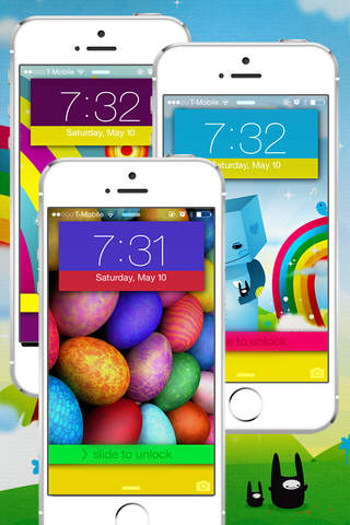 Lockstar Pro - Design Cool Lockscreen Backgrounds and Wallpapers for your  slide to unlock area screenshot 2