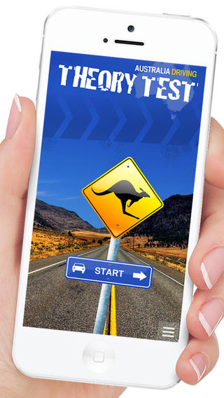 Australia Driving Theory Test