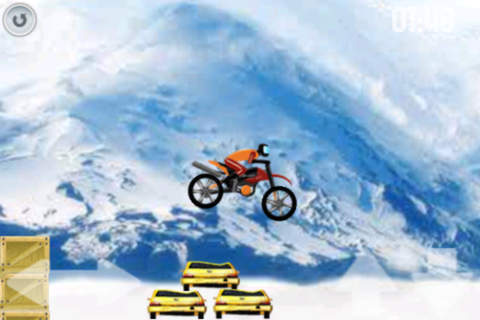 Mayhem Motobike Free screenshot 2