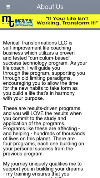 Merical Transformations - Cathedral City