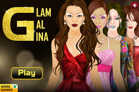 Glam Gal Gina