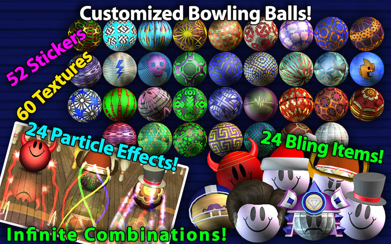 Gutterball - Golden Pin Bowling Screenshot