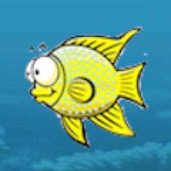 Cartoon Sea World: Hungry Fish LOGO-APP點子