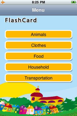 KidsFlashcard