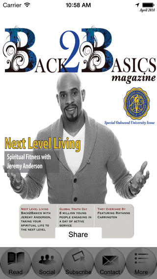 Back2Basics Magazine
