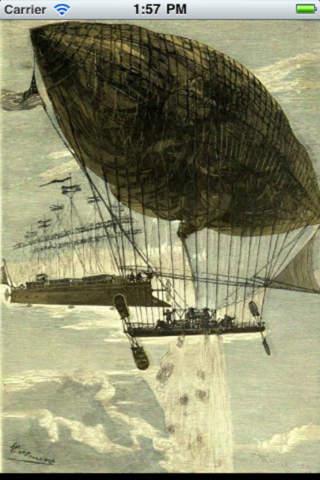 Robur the Conqueror Jules Verne