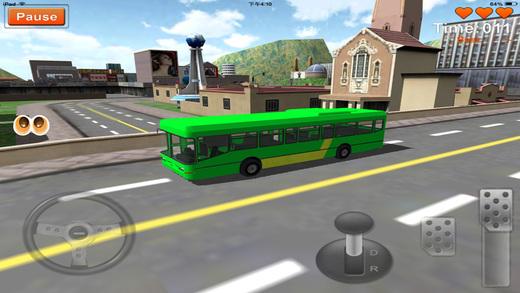 玩免費遊戲APP|下載Parking 3D Bus Pro app不用錢|硬是要APP
