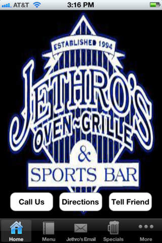 Jethros Bar and Grill