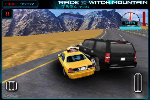 Race To Witch Mountain screenshot 3