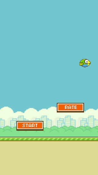 Flying Bird - Fly Bird Fly