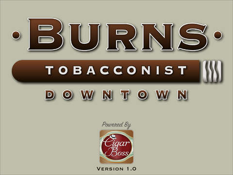 Burns Downtown HD - Powered by Cigar Boss