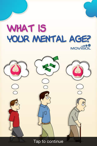 What is your mental age : discover how old your mind is