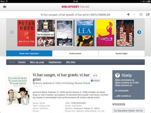 Biblioteket Online