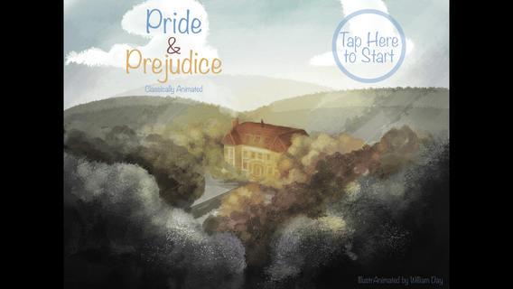 Pride & Prejudice Classically Animated