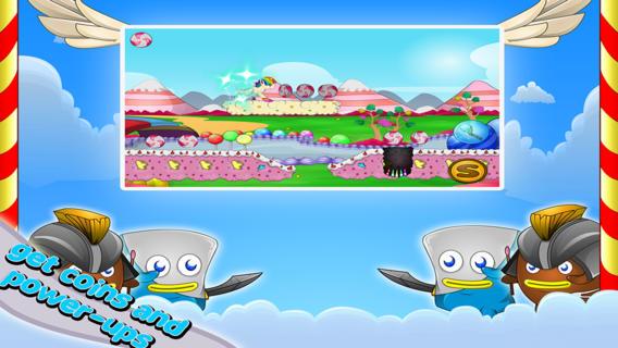 Unicorn Dreams: Escape from Candy Land