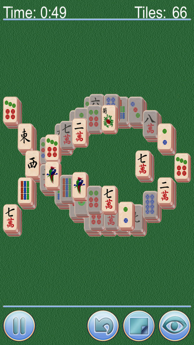 Mahjong 3 Full  Screenshot
