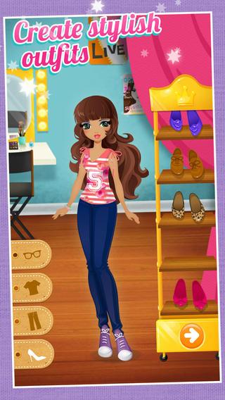 Glamour Girl™ - T-Shirt Designer Free