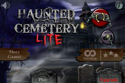 Haunted Cemetery Lite