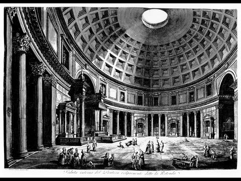 Piranesi iPad Screenshot 1