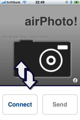 airPhoto - p2p Photo Sharing