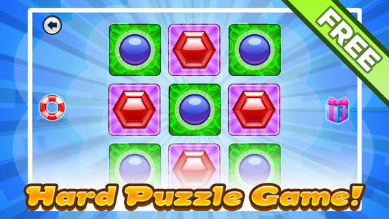 Bubbles VS Jewels Match Saga 3D - Gem Matching Puzzle Game HD FREE