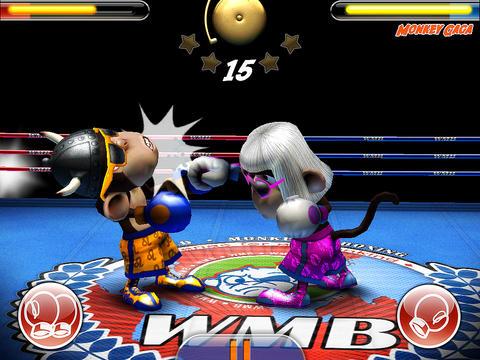 Monkey Boxingscreeshot 3