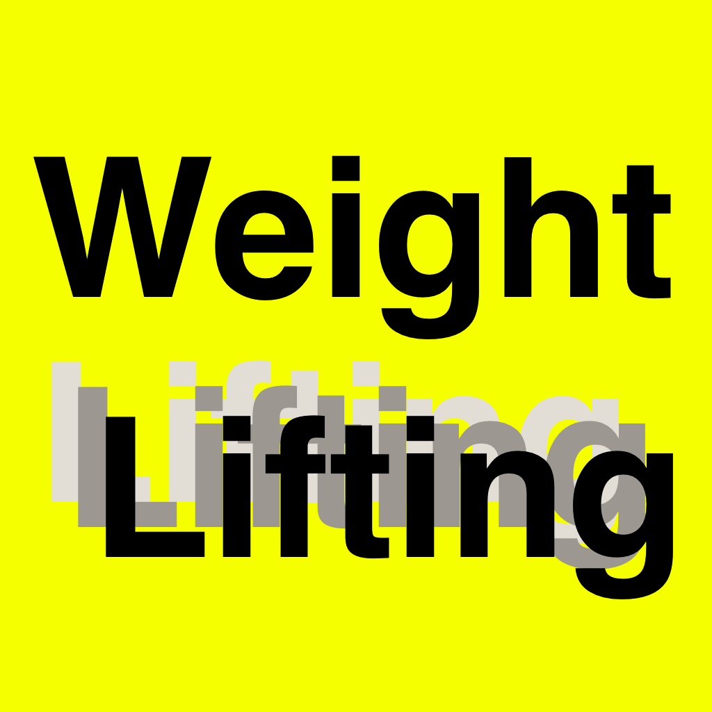 Weight Lifting Motion On The App Store On ITunes