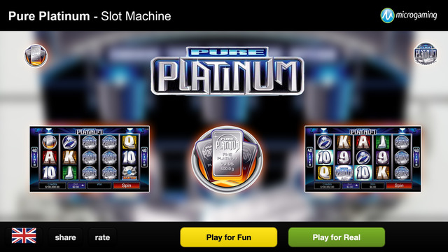 Slots - Pure Platinum - The best free Casino Slots and Slot Machines