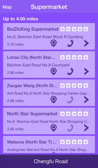Find a Supermarket