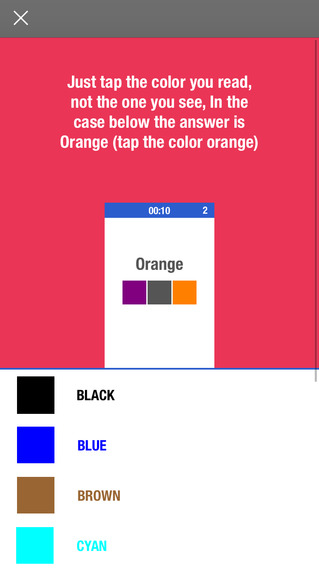 What's The Color