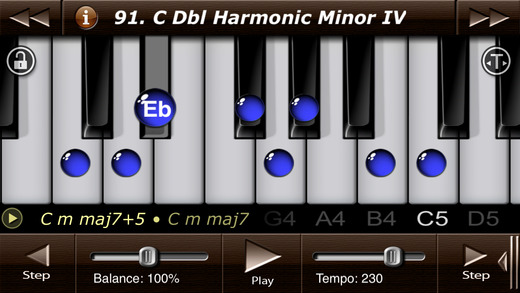 Quartal Harmony Arpeggio Piano HD