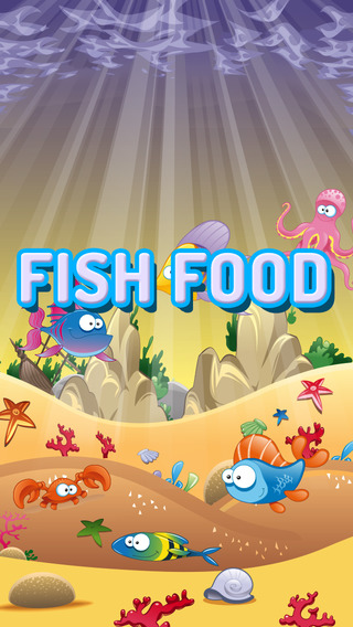 Gold Fish Food - Big Fun Kids Games for boys and girls - Free Version