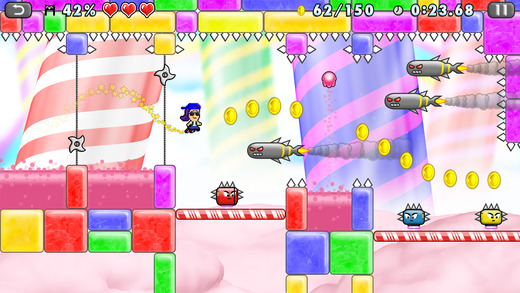 Mikey Boots Games for iPhone/iPad screenshot