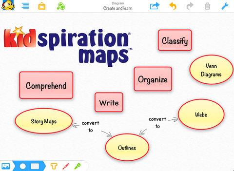 Kidspiration Maps Lite