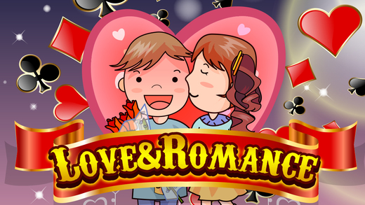 777 Lady Love Romance Rich Casino - Lucky Slots Spin the Wheel and Hit it Big Wins Free