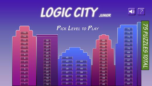 LogicCity Jr