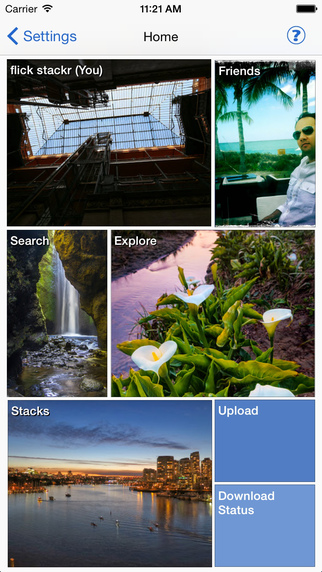 PhotoStackr for Picasa
