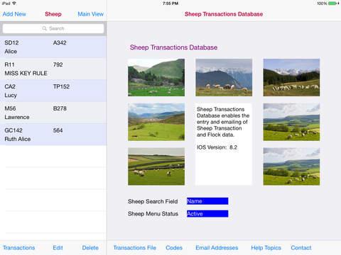 Sheep Transactions