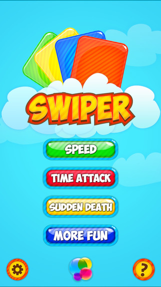Swiper - Test your Reflex