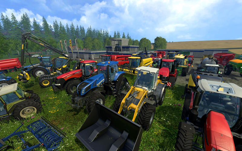Farming Simulator 2015 Screenshot - 4