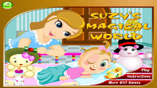 Suzys Magical World