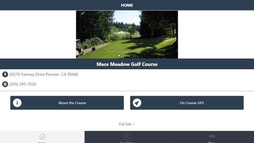 玩運動App|Mace Meadow Golf Course免費|APP試玩