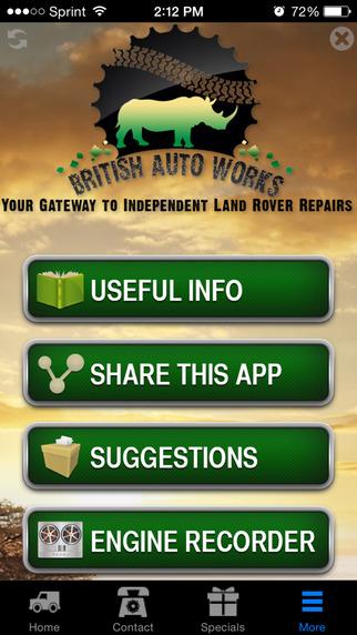 British Auto Works