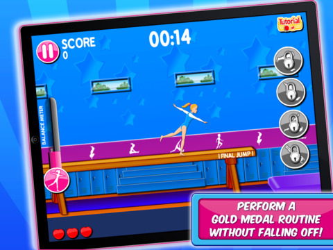 Gymnastics Events Game – Play Gymnastic & Dance Event Sports Free Games Girls