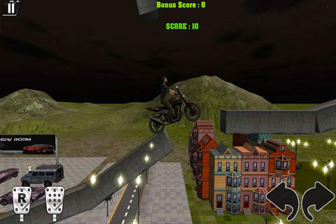 Challenge Bike Trip free screenshot 2