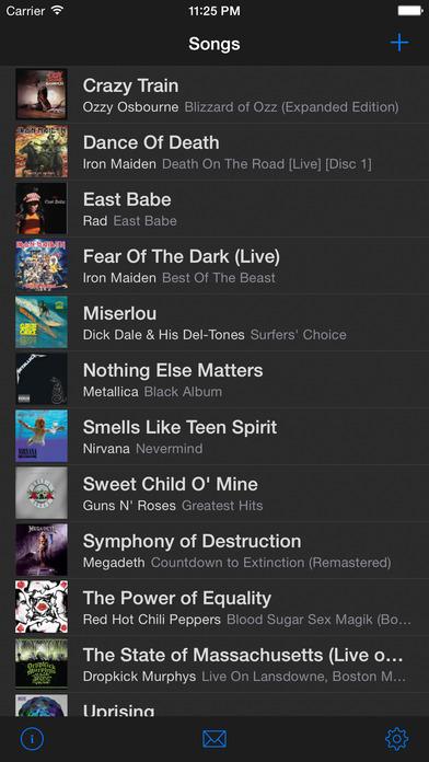 Practice Pro iPhone Screenshot 4