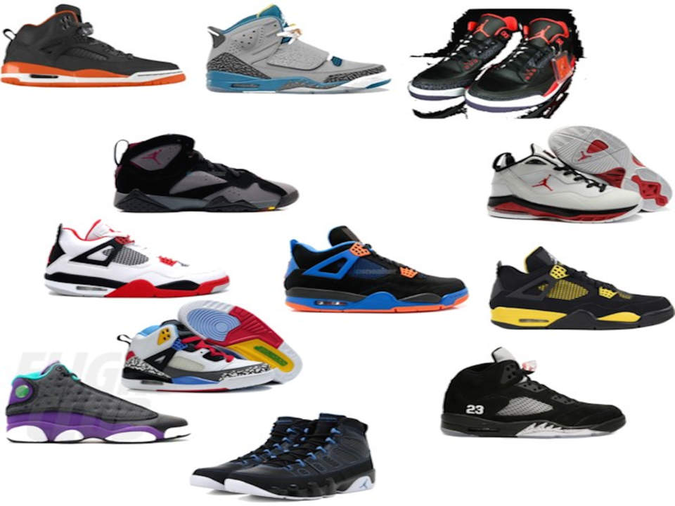 Jordan Shoe Quiz screenshot ...