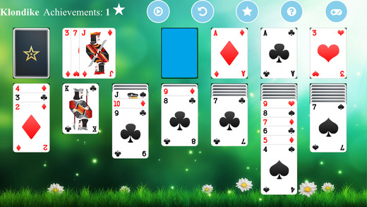 Klondike Solitaire Free - For iPhone and iPad