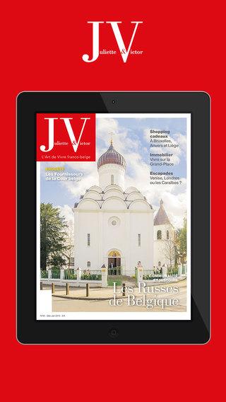 Juliette Victor Magazine
