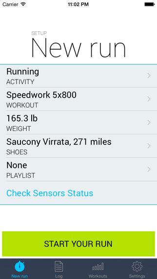 iSmoothRun Pro GPS Pedometer Tracker for Runners